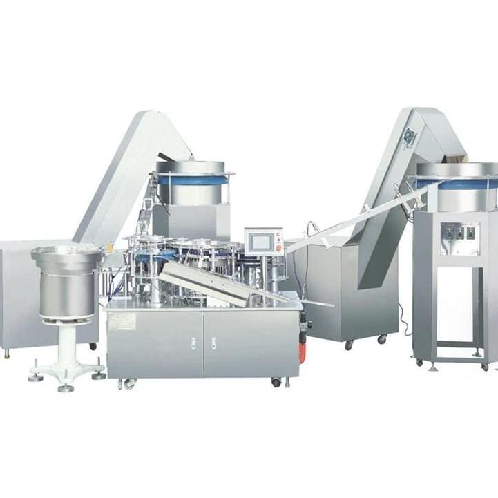 Full Line Of Disposable Syringe Production Machine - IV&Injection Production Line
