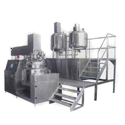 Gap between High and Low Type Emulsifying Machine - Emulsifying Machine
