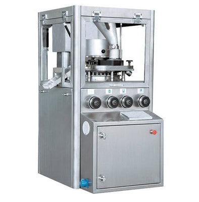 Gzp Series Automatic High-speed Tablet Press (370) Zpt Series Economic-type High Speed Tablet - High Speed Tablet Press