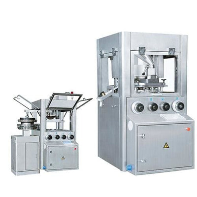 Gzpy Series Automatic High-speed Tablet Press (exchangeable Punch Turret) - High Speed Tablet Press