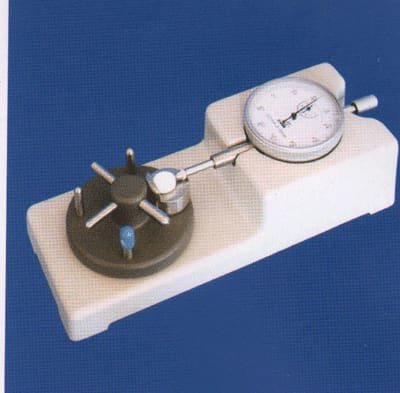 Hd-2 Thickness Tester - Medicament Detecting Instruments