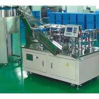 Health Medical Glass Syringe Production Line With Rubber Stopper