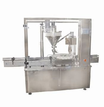Hhfz Powder Filling and Capping Compact Machine - Other Machine