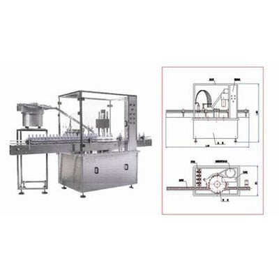 Hhg-ii Liquid-filling & Capping Machine - Liquid Filling Machine