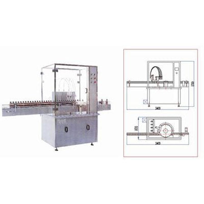 Hhg300 Line-filling Machine - Liquid Filling Machine