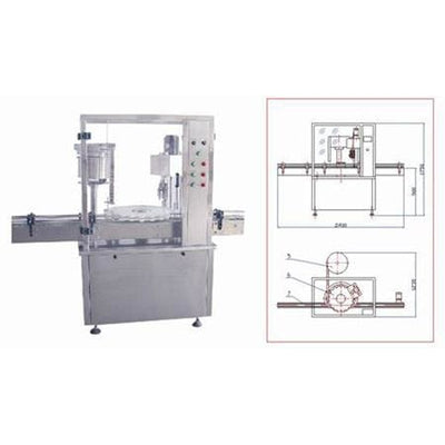 Hhz Screw Machine - Liquid Filling Machine