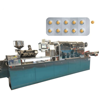 ikram16 Blister Packing Machine DPP-250