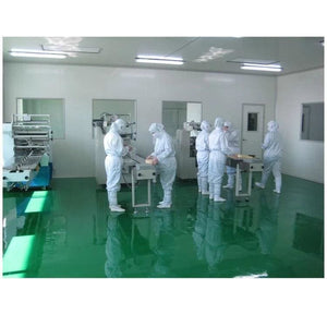 ikram52 Gmp Pharmaceutical Clean Rooms Modular Cleanroom Eps Sandwich Panel Medical Clean Room