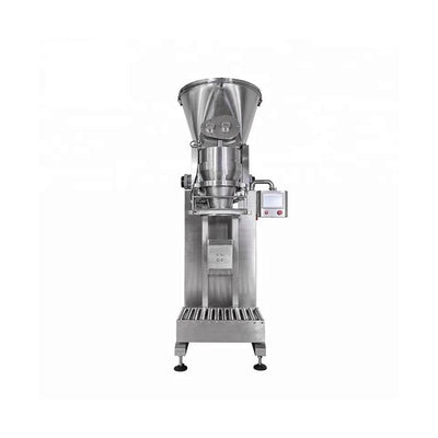 Injection milk tin tea dry powder filling machine - Powder Filling Machine