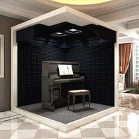 Live Professional studio sound recorder booth studio