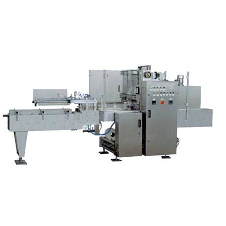 Model Bs20 Shrink Packing Machine (linear) - Cellophane Overwrapping Machine