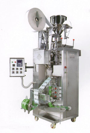 Model Dxdch-10b Automatic Tea-bag Packaging Machine - Double Side Aluminium Foil Packing Machine