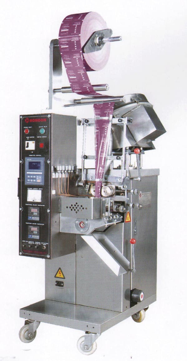 Model Dxdp-40ii Automatic Tablet/capsule Packaging Machine - Double Side Aluminium Foil Packing Machine
