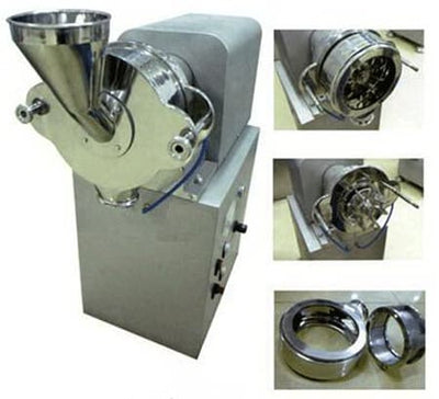 Model Tf Turbo mill - Crushing Series Machine