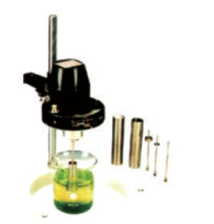 Ndj Series Rotational Viscometer - Balance Instrument