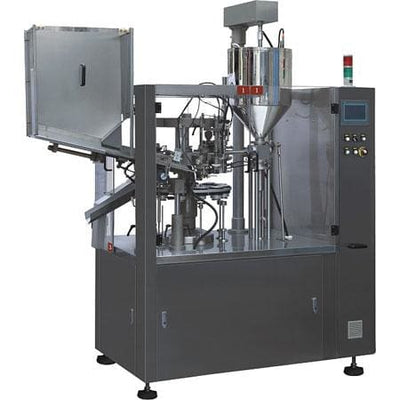 Nf-100afully Automatic Tube Filling&sealing Machine - Tube Filling and Sealing Machine