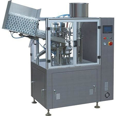 Nf-60afully Automatic Tube Filling&sealing Machine - Tube Filling and Sealing Machine