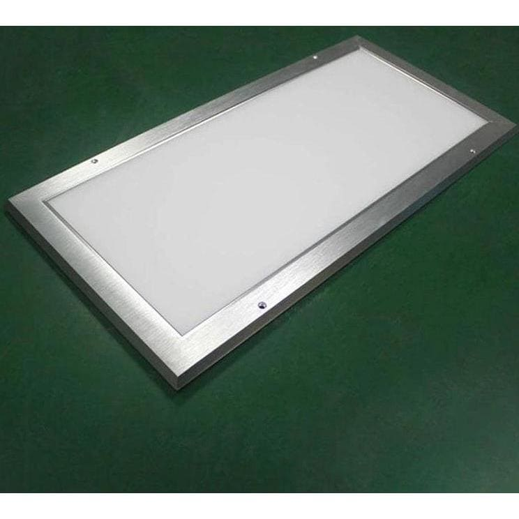No flicker 160lm/w Clean Room 2x2 surface mounted led panel light