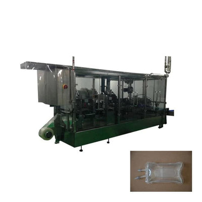 Non-PVC Film Soft Bag I. V Infusion Automatic Production Line - IV&Injection Production Line