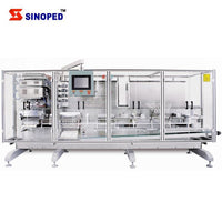 Oral liquid filling machine /four nozzle filling and capping machine - Ampoule Bottle Production Line