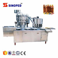 Pharmaceutical Oral liquid filling machine production line