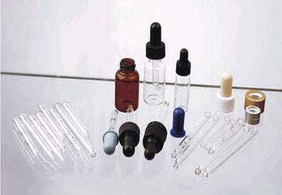 Pipettes & Glass Dropper Assemblies - Test Tubes