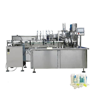 Plastic bottle eye dropper liquid filling machine - Spray Filling Machine