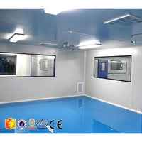 Prefabricated Clean Room In Class 100000 Modular Clean Room
