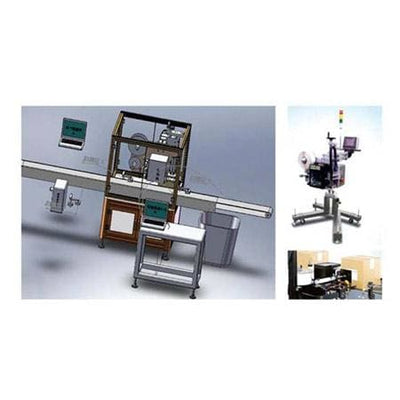 Print and Apply Labeling system (mpc-110p) - Labeling Machine