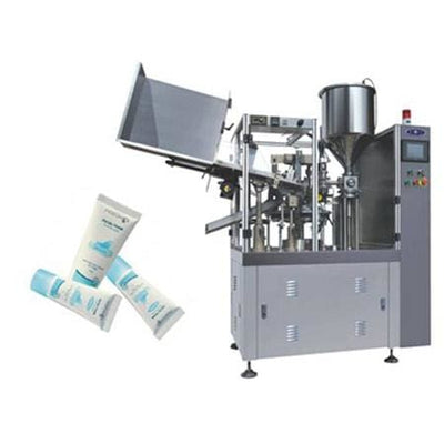 Qggf-60yp Tube Filling & Sealing Machine - Tube Filling and Sealing Machine