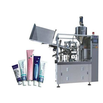 Qggf-60z-c Tube Filling & Sealing Machine - Tube Filling and Sealing Machine