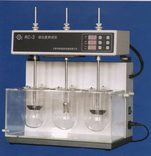 Rc-3 Dissolution Tester - Medicament Detecting Instruments