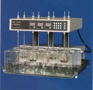 Rc-8ds Dissolution Tester - Medicament Detecting Instruments