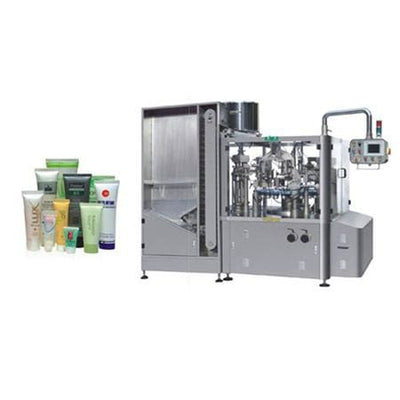 Rgf-160 Tube Filling & Sealing Machine - Tube Filling and Sealing Machine