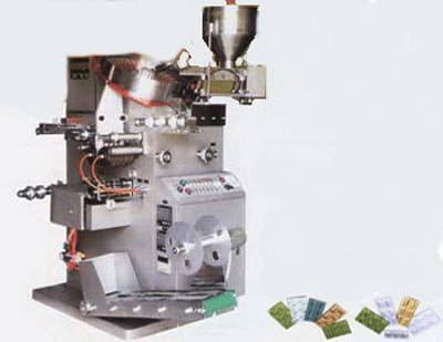 Rotary Double Aluminum Packing Machine - Double Side Aluminium Foil Packing Machine