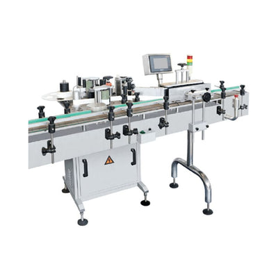 Round Bottle Automatic Labeling Machine