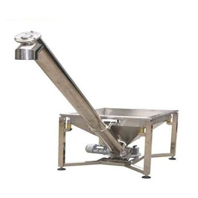Screw Force Feeding Chromium Powder Briquette Machine