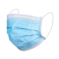 Qty 10-3 Ply Disposable Face Mask (Non-Medical)