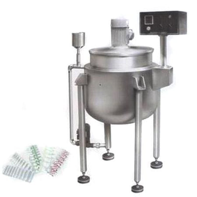 Sjz-i Mode Suppository High Efficiency Mix Round Machine - Suppository Machine