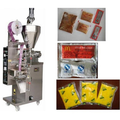 Small /bag liquid sachet packing machine - Sachat Packing Machine