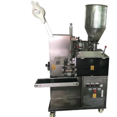 Small scale production tea bag packaging machine - Sachat Packing Machine