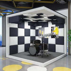 sound insulation music studio