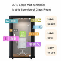 Soundproof Room phone call booth quiet meeting space
