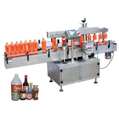Sticker Orientation Labeling Machine (mpc-dw) - Labeling Machine