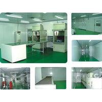 supply modular and mobile clean room / portable clean room