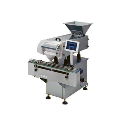 Tablet / capsule counter automatic table counting machine - Tablet and Capsule Packing Line
