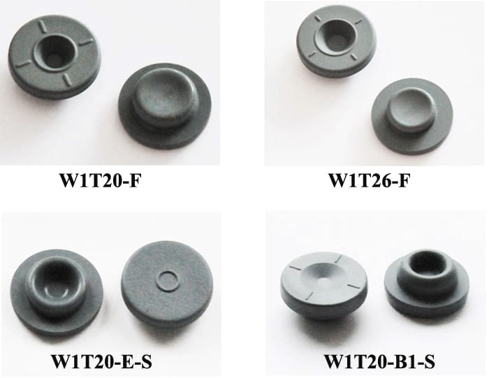 Teflon Coated Medical Rubber Stopper - Butyl Rubber Stopper