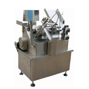 The operation of steady ampoule wire filling and sealing machine - Ampoule Bottle Production Line