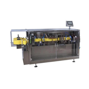 The usa plastic ampoule forming,filling sealing and labeling machine - Ampoule Bottle Production Line