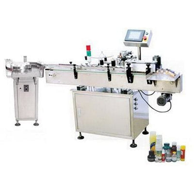 Vertical Self-adhesive Labeling Machine (mpc-as) - Labeling Machine